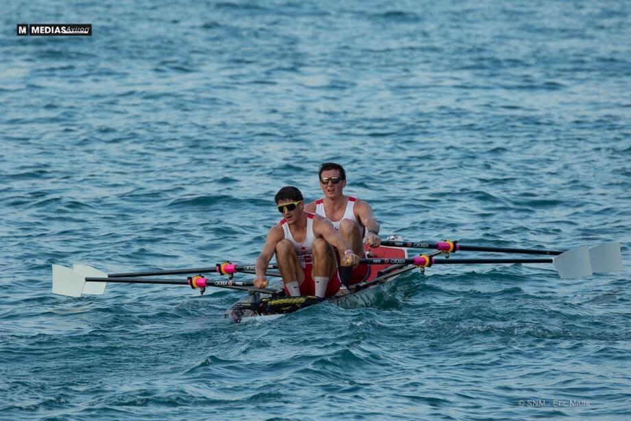 La Société nautique de Monaco dispute actuellement les championnats du monde d'aviron de mer à Hong Kong. Parmi les cinq bateaux engagés, deux se sont déjà qualifiés pour la Finale A.