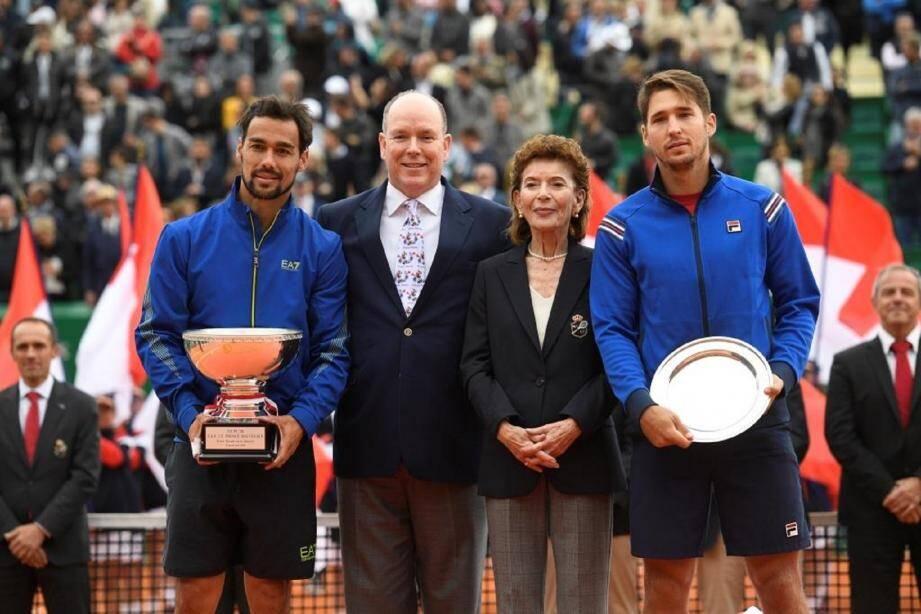 En 2019, l'Italien Fabio Fognini a remporté son premier titre dans un ATP Masters 1000 en s'imposant en deux sets (6-3 ; 6-4) au cours d'une finale inédite qui l'opposait au Serbe, Dusan Lajovic.
