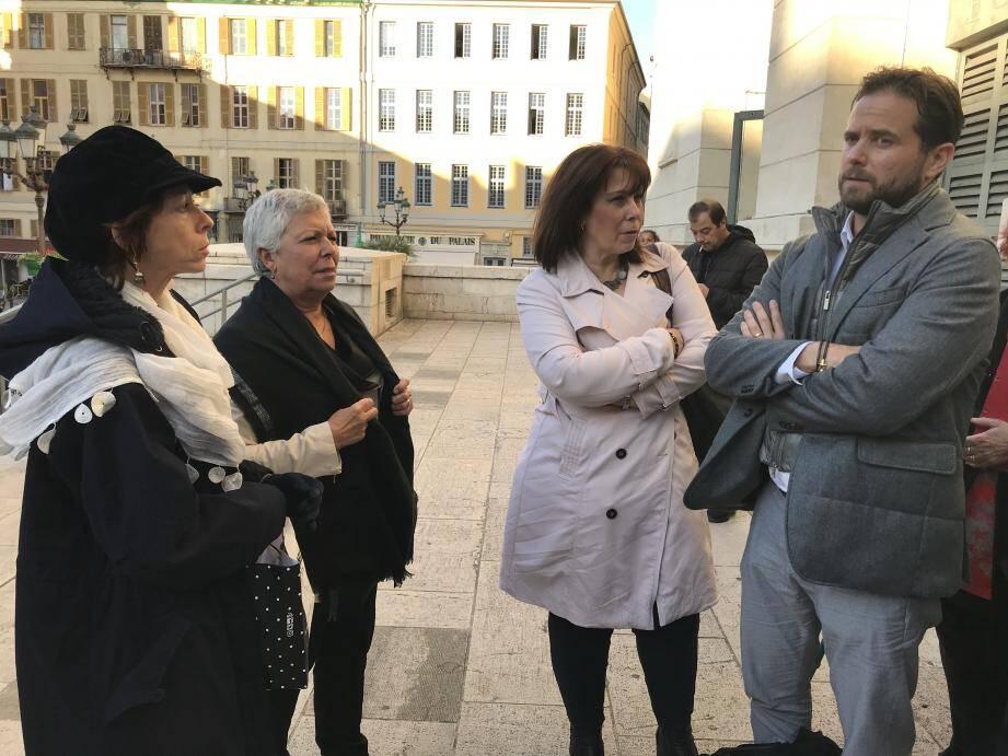 Abattement hier, à l'issue du délibéré, pour d'anciens salariés de l'Ehpad L'Eau vIve, toutes les parties civiles déboutées.
