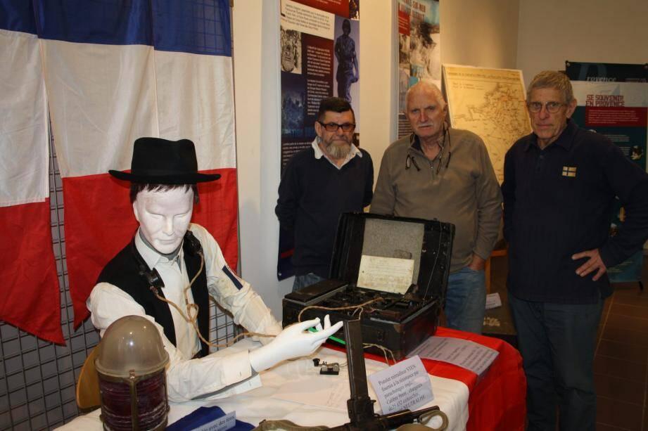 Les membres de l'association - dont son président, Gilles Lecuyer (ci-contre) seront présents pour apporter les précisions relatives à l'exposition. Raconter l'Histoire passe aussi par le devoir de mémoire.