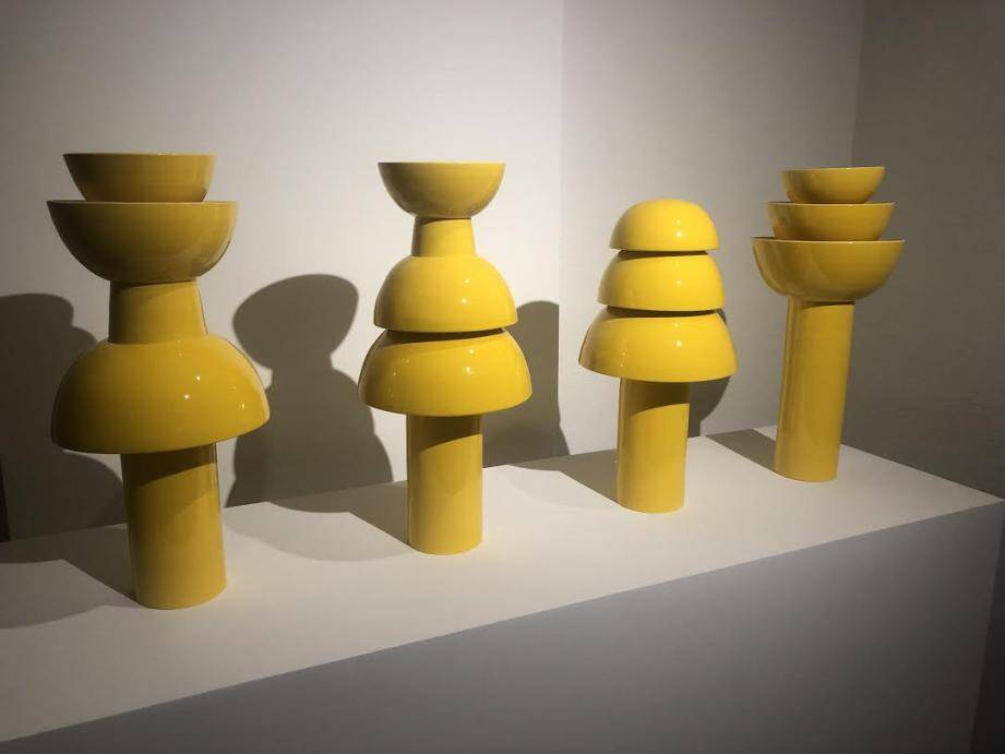 Les candidats doivent composer un projet autour des fondamentaux de la céramique.