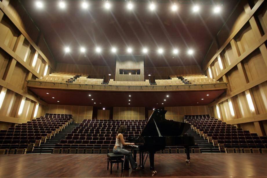 C'est dans l'auditorium du conservatoire que, samedi à 15 h, sera donné le concert en hommage à Joseph Kosma. (DR)