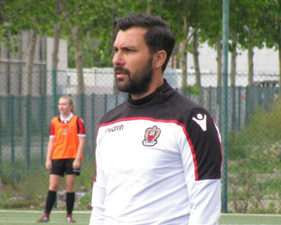 Le coach de l'OGC Nice se veut confiant pour la suite.