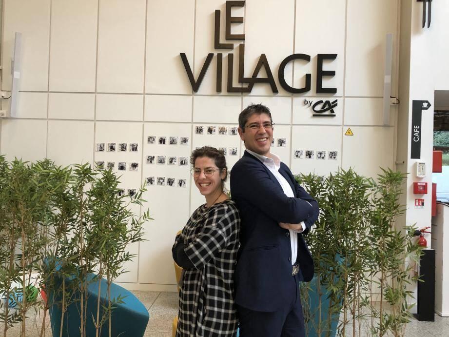 «Dans la région, Onhys a déjà réalisé des études sur la mise en service de nouveaux systèmes de transport, sur l'étude de flux dans des établissements scolaires et des gares», précisent Jade Aureglia et Sébastien Paris, les deux dirigeants d'Onhys.