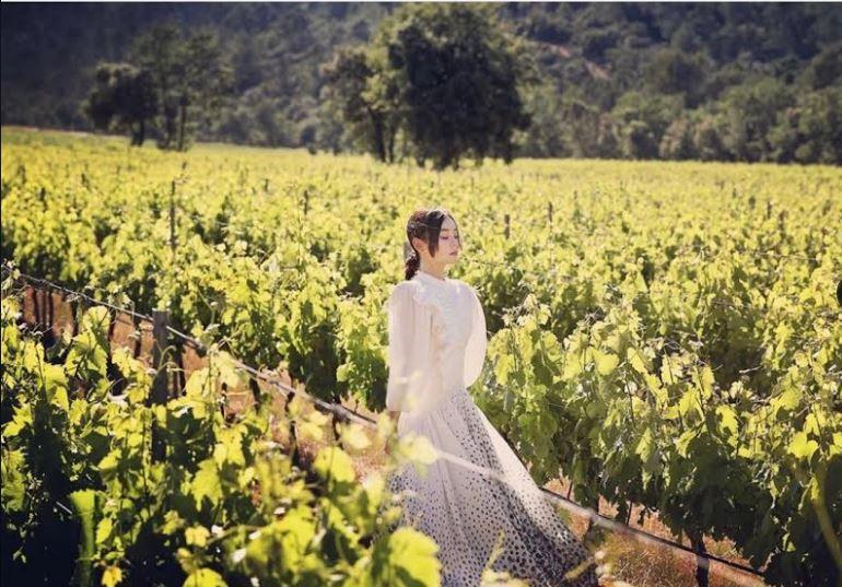 Très populaire en Chine, l'actrice Yuan Shanshan est devenue la nouvelle ambassadrice des vins de  Provence dans son pays. Elle était présente dans le Var en juin dernier.