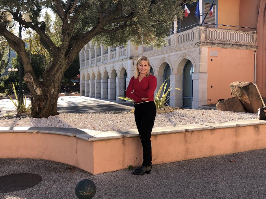Carole Barisone n'est peut-être pas la candidate la plus connue à Cuers, mais entend bien porter son projet et faire entendre ses idées.