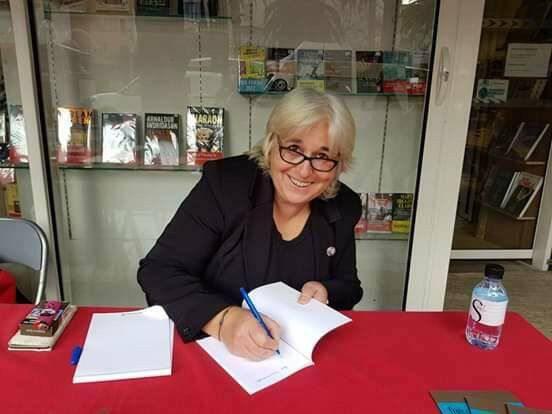 Pia Strega sera présente à la Fête du livre du Var à Toulon.