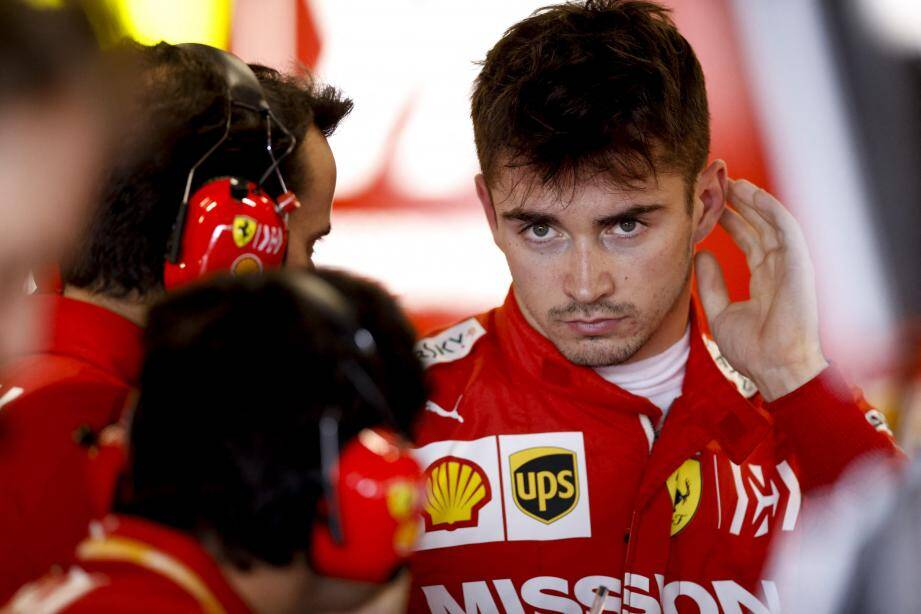 Charles Leclerc a signé le 4e temps des qualifications, sur le circuit d'Interlagos, mais il partira beaucoup plus loin (14e) en raison de la pénalité de 10 places reçue pour le changement de son moteur.