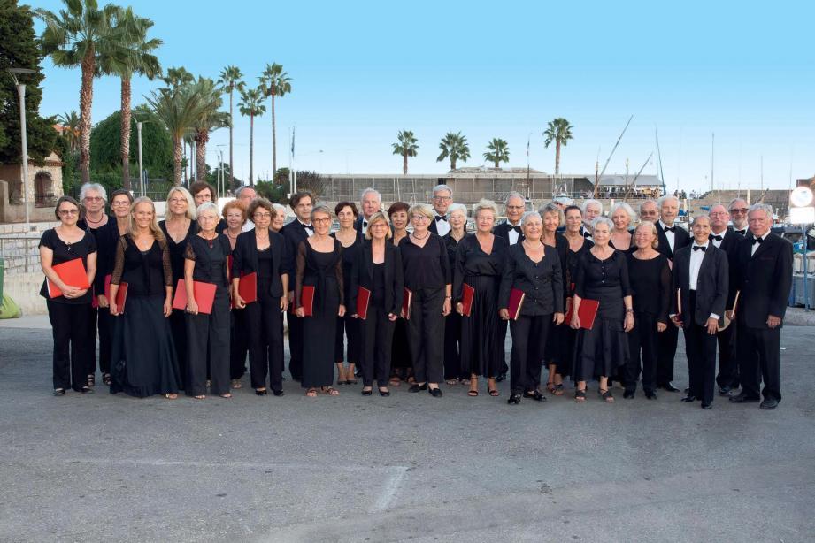 L'Ensemble vocal Syrinx viendra donner un concert dimanche après-midi en l'église du Sacré-Cœur aux côtes des chorales locales.(DR)