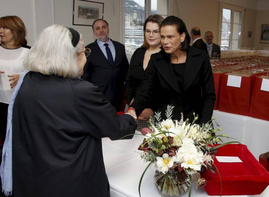 Pour les aînés de Monaco, c'est toujours un moment riche en émotions.