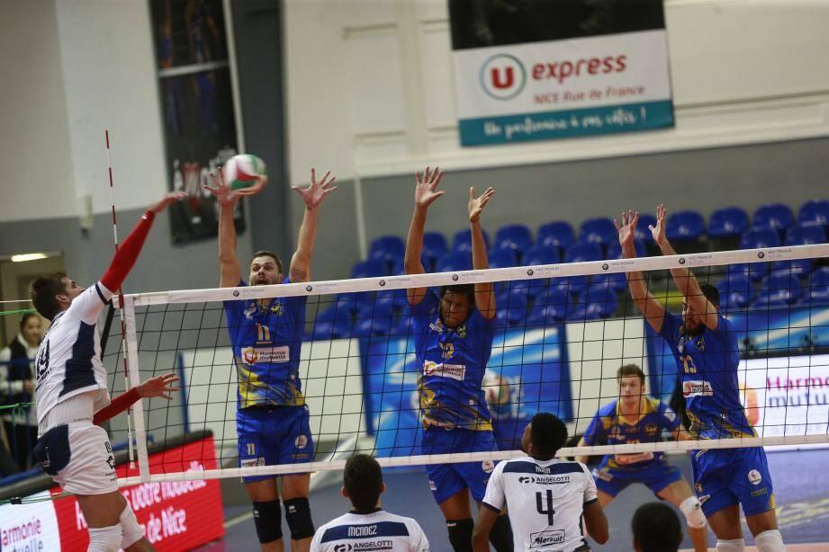 Les Niçois ont perdu pour la septième fois de la saison en huit journées de championnat.