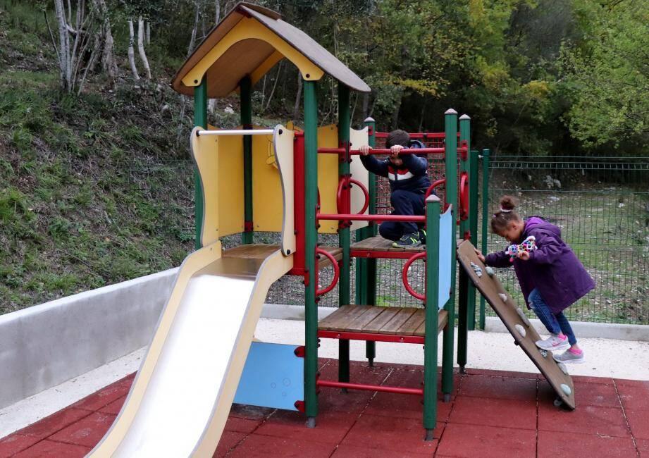 Le site du Bausset veut répondre à un besoin d'aménagement global de loisirs et de stationnement des habitants de la commune.