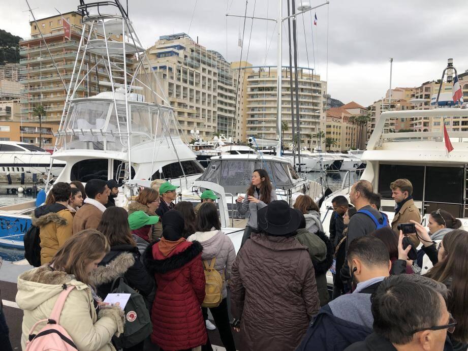 Des jeunes de tout le pourtour méditerranéen ont fait le déplacement pour ces 20e « Assises jeunes et Méditerranée ».