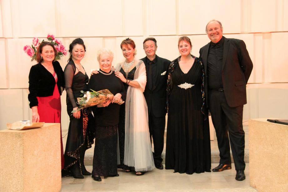 Les «Liberi Cantori» dirigés par Christiane Payne en concert samedi à la Holy Trinity Church. (DR)