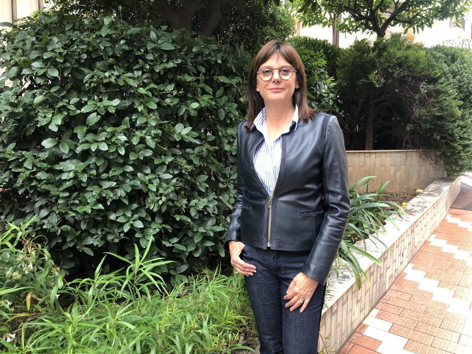 Muriel Natali-Laure, présidente de Monaco Disease Power.