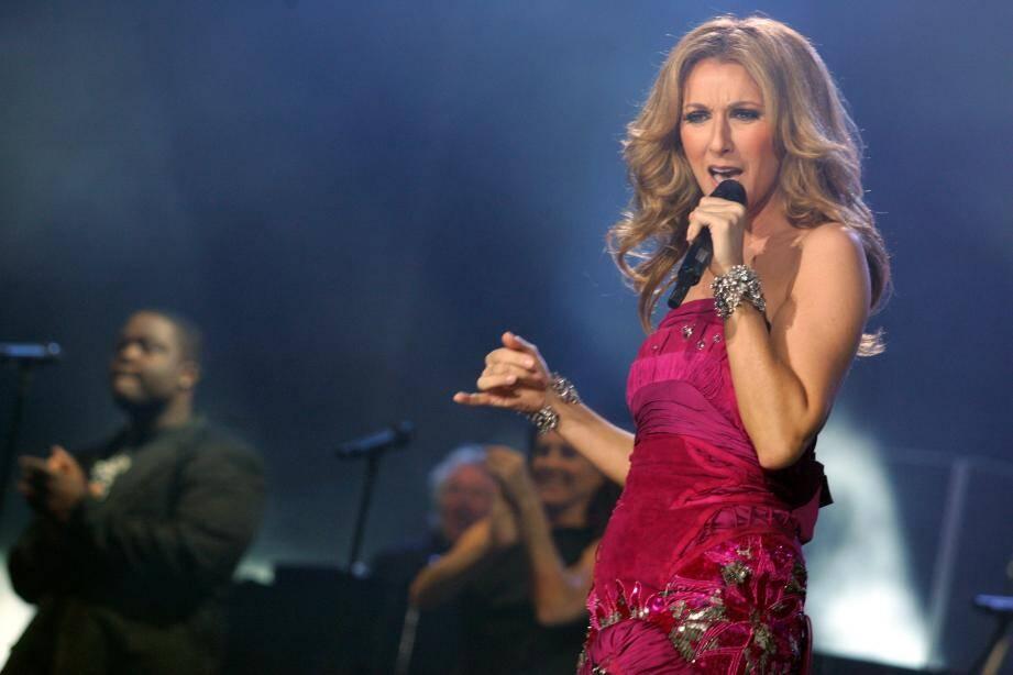Le dernier passage de Céline Dion à Monaco, c'était en juillet 2008, à la Salle des Étoiles, dans le cadre du Taking Chances World Tour.