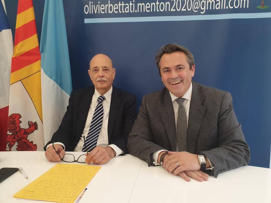 Olivier Bettati a présenté son futur « Monsieur Sécurité » : le commissaire Richard Miquelis.