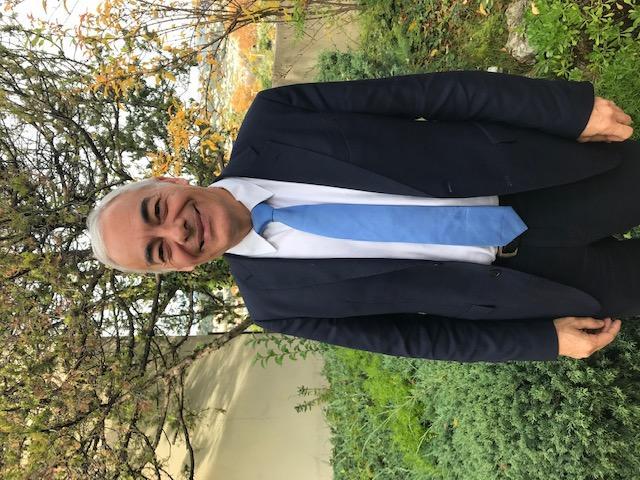 Patrick Allemand s'est officiellement lancé, hier, dans sa troisième candidature comme tête de liste à l'élection municipale.