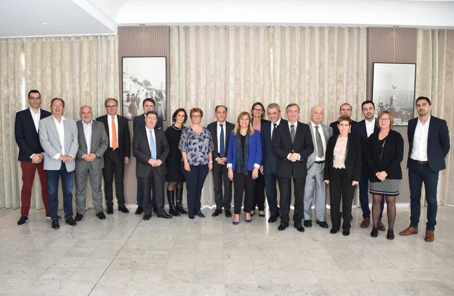 Gouvernement, patronat et syndicats ont assisté à l'assemblée générale de l'Association monégasque de retraite par répartition (AMRR).
