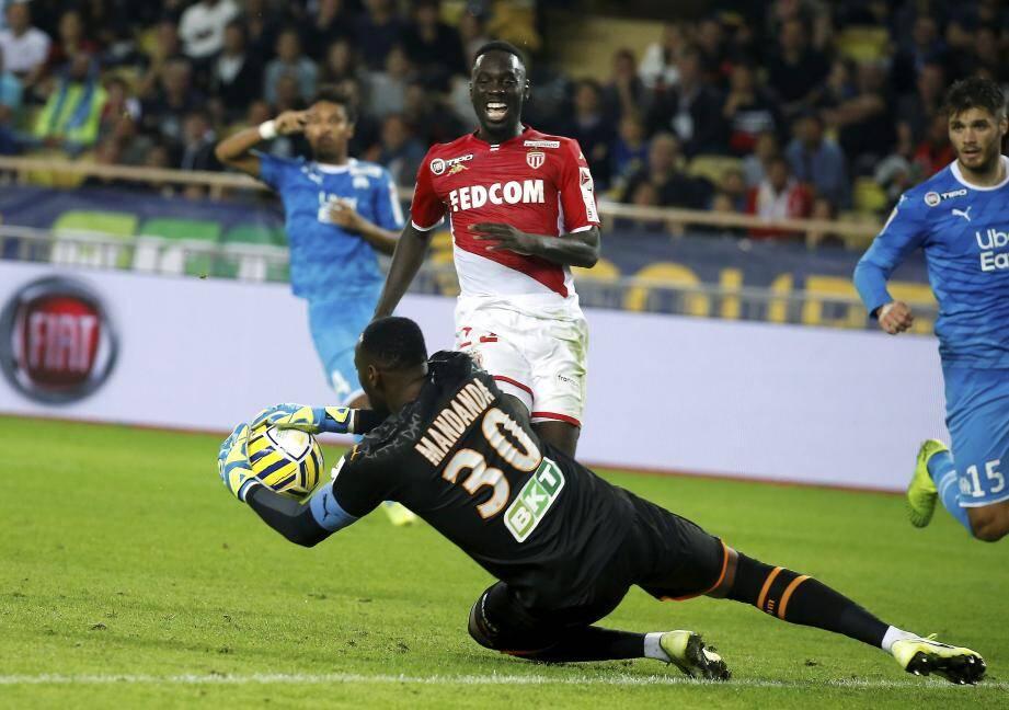 Buteur face à l'OM en Coupe de la Ligue, Jean-Kévin Augustin espère se rappeler aux bons souvenirs de sa formation parisienne (31 matches, 2 buts entre 2015 et 2017).