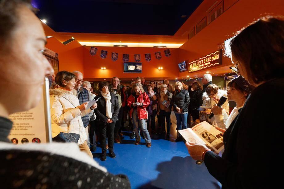 Après Toulon et Ollioules, le festival Portrait de femmes se tient depuis hier, et jusqu'au 30 novembre à Six-Fours aux SixN'Etoiles, avant de se poursuivre à La Seyne.
