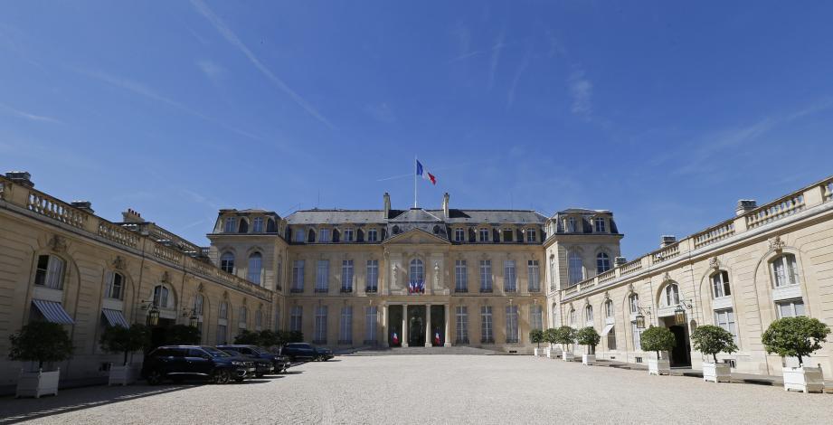 Le prince Albert II est attendu au Palais de l'Élysée aujourd'hui, à 12 h 15.