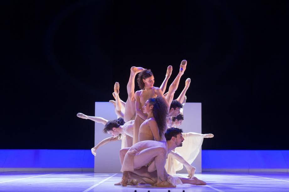 le «Béjart Ballet Lausanne» inaugure ce soir et demain le 22 ème Festival de danse de Cannes. (DR)