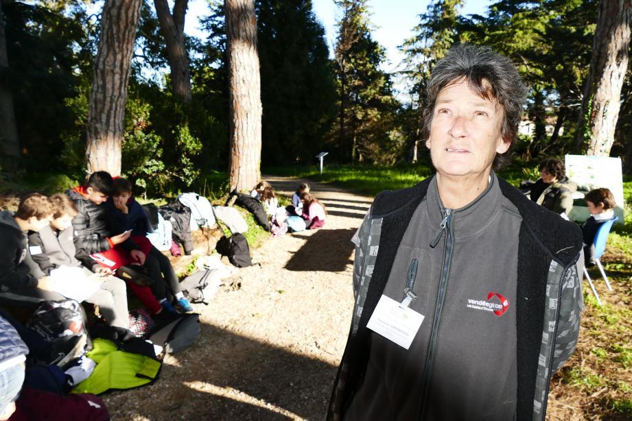 Des ateliers à la Villa Thuret pour découvrir la biodiversité dans ce jardin botanique extraordinaire antibois.
