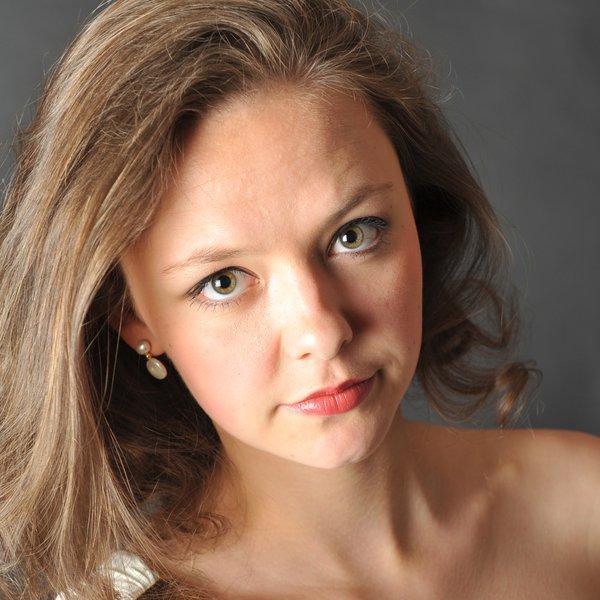 La violoniste, Alexandra Conunova.