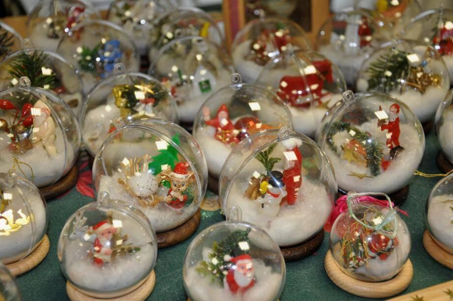 Déco et idée cadeau ce week-end au marché de Noël de Saint-Mandrier.