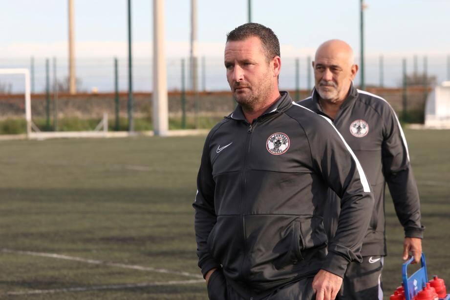 Olivier Simonini et son équipe retrouvent enfin la compétition ce week-end.