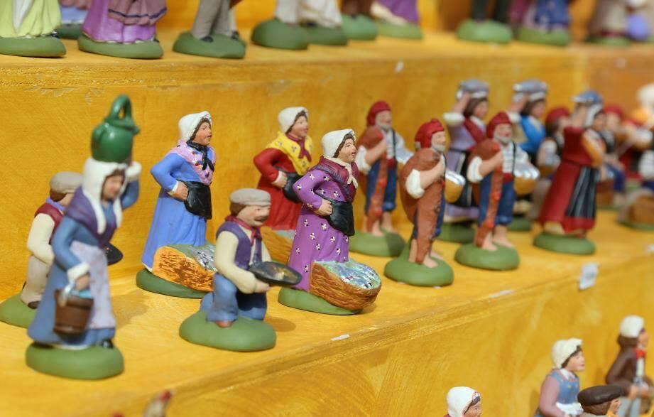 Les santons seront les stars du week-end en Cœur du Var. À Puget-Ville, un défilé de santons vivants partira à 11 h 15 en direction de la salle Jean-Latour. Carnoules organise également son salon.