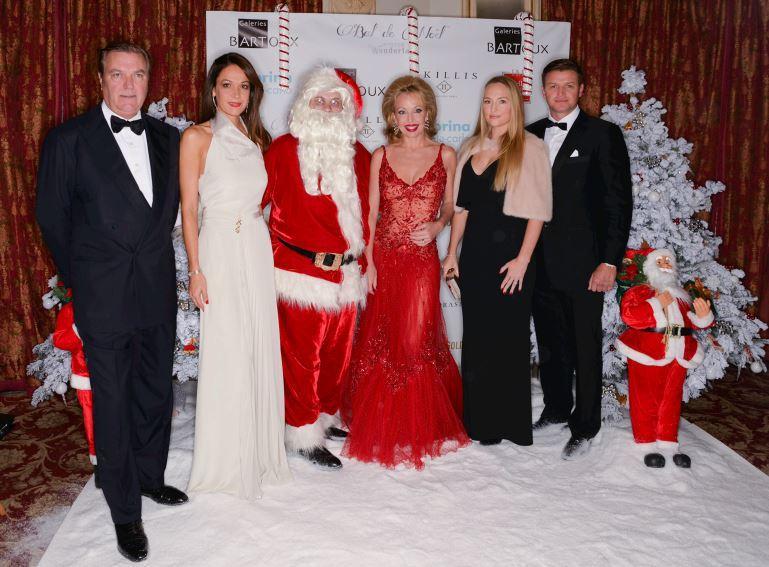 La soirée se tiendra le 14 décembre au profit de la Fondation Princesse Charlène.(DR)