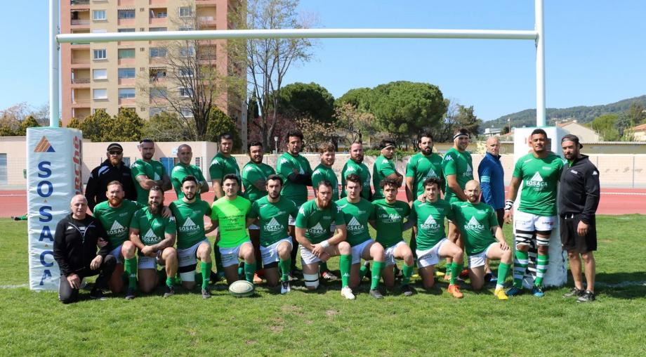 Les rugbymen dracénois réalisent une entame de saison en tout point remarquable.