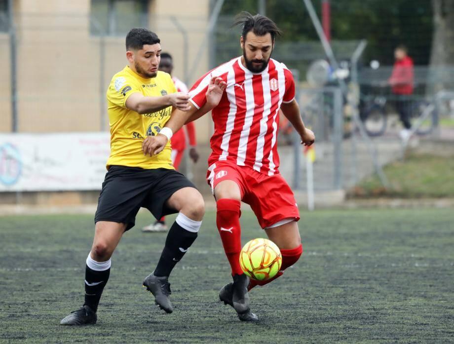 L'attaquant de Saint-Zacharie, Samir Talbi pourrait profiter de ce week-end pour augmenter son capital but face à la plus faible équipe du championnat.