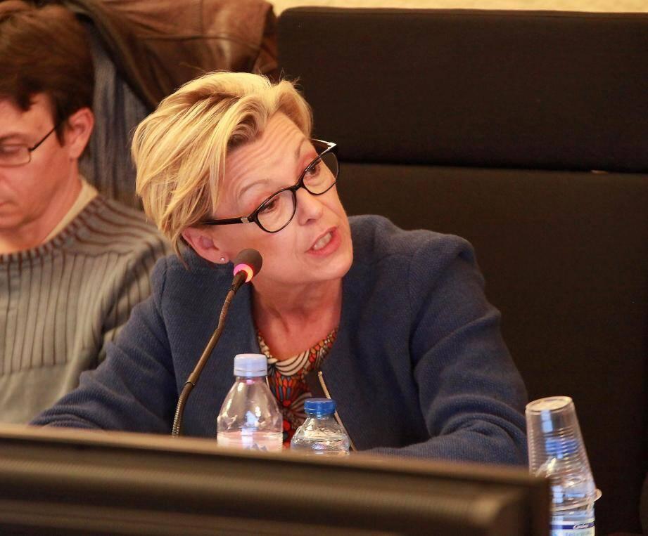 Brigitte Auloy a tenté de donner les raisons de son départ, en vain.