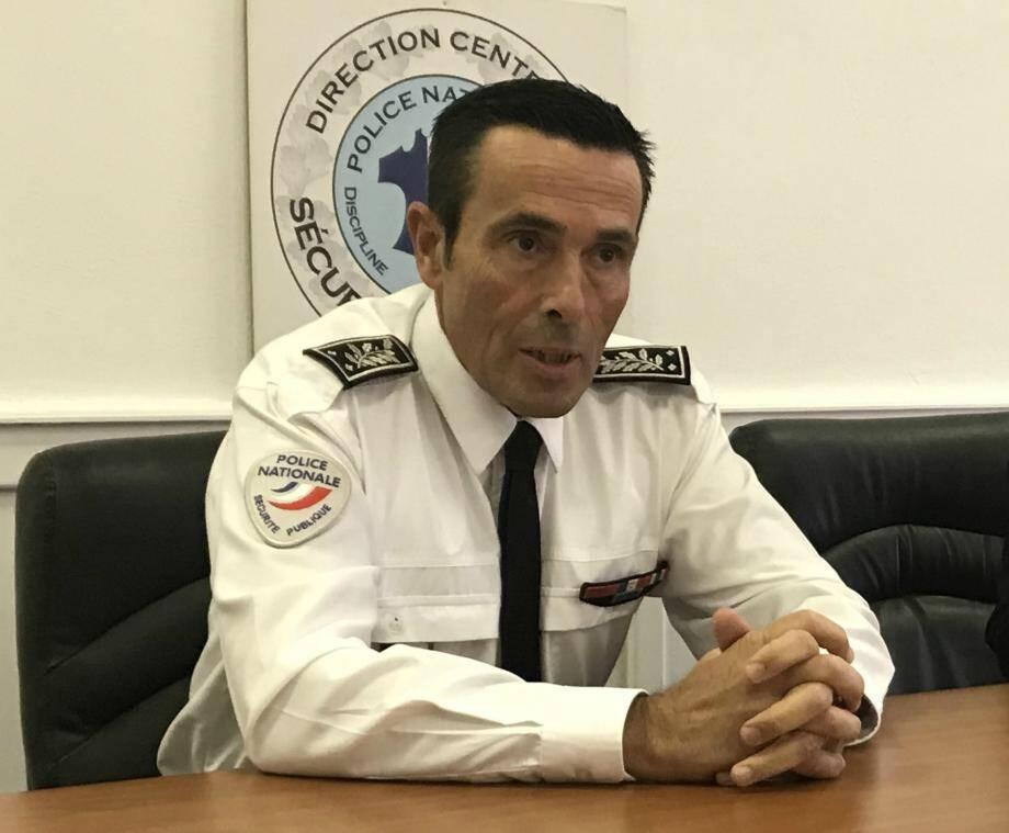Jean-François Illy avait pris son poste le 30 janvier 2019.