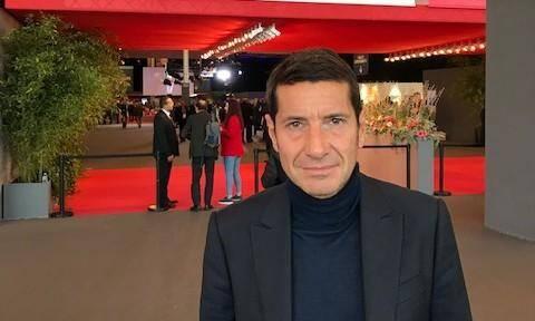 David Lisnard au Congrès des maires, mercredi 20 novembre à Paris.