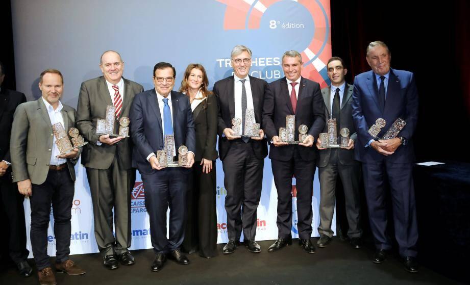 Les lauréats 2019