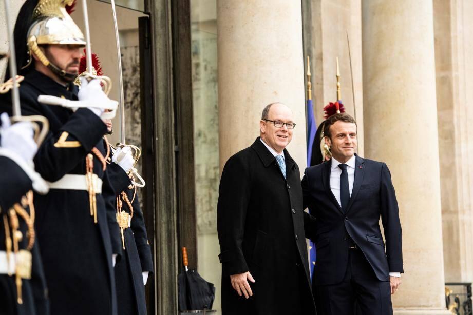 Le prince Albert II a officiellement invité le président Emmanuel Macron à venir en Principauté, peut-être durant la Semaine des océans, en mars 2020