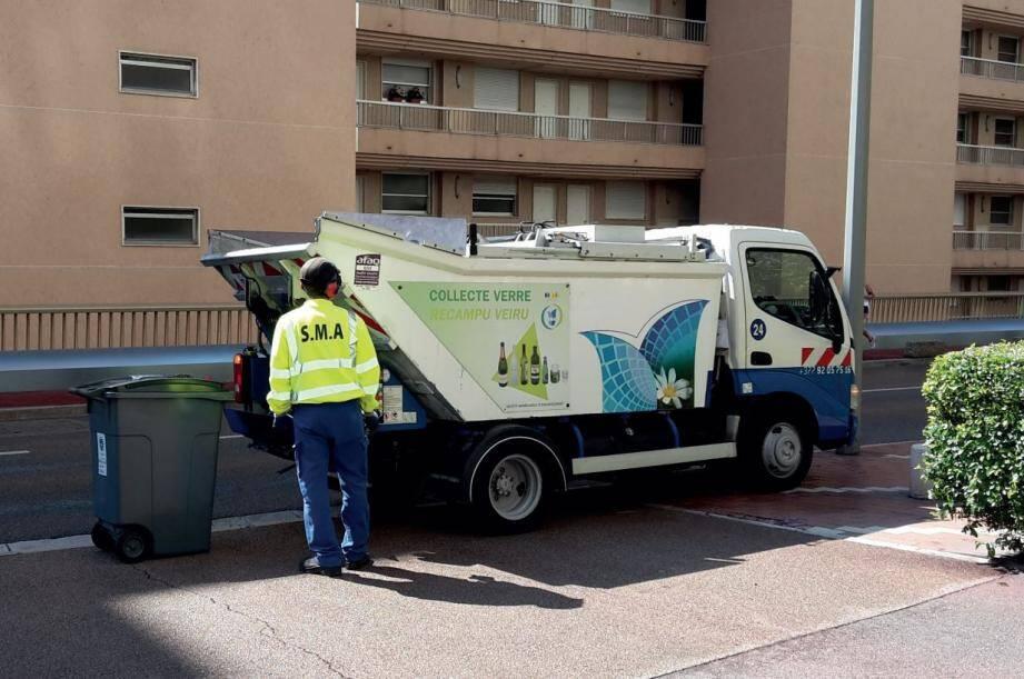 Collectes de verre, d'ordures ménagères, de cartons ou d'emballages, le public pourra choisir son camion.