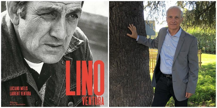Luciano Melis  créateur de la maison d'édition qui porte son nom, basée à Colomars.