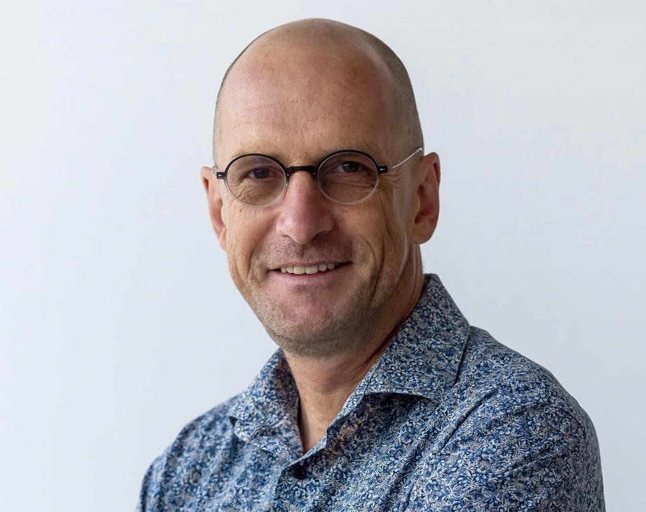 Dietmar Fauser est en charge de la R&D de Symphony.