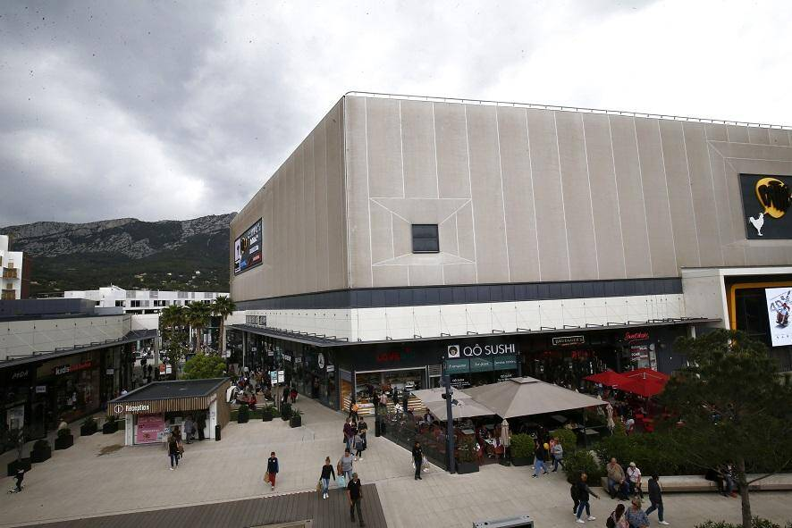 Le cinéma Pathé de L'Avenue 83.