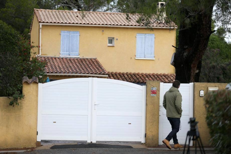 C'est dans cette villa de la résidence Vigne Neuve 1, à Saint-Raphaël, qu'une jeune femme de 31 ans aurait été séquestrée pendant cinq ans par sa belle-mère.