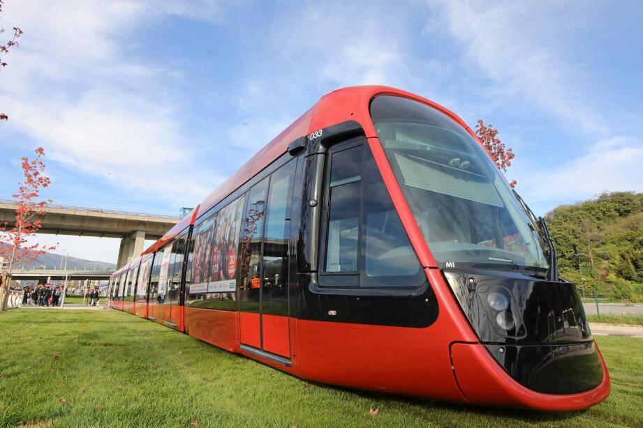 Aucun tram ne circulera à Nice jeudi 9 janvier.