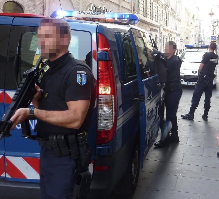 Thierry Fornasari était arrivé en 2015 sous escorte renforcée aux assises des Alpes-Maritimes. Il avait été acquitté pour un braquage commis à Mougins.