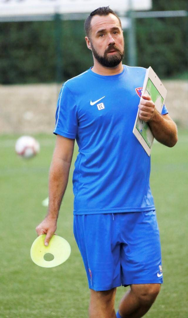 Loïc Chabas a su constituer un groupe solidaire et équilibré avec de jeunes espoirs issus du club ou de la Région à l'image de Victor Abt (photo ci-dessus) qu'il a entraîné en U19.