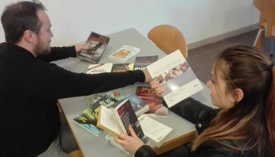 La vente de livres d'occasion est toujours très attendue par les lecteurs.