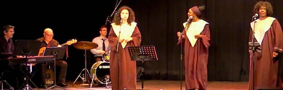 La chorale interprétera des chants de Noël.(DR)